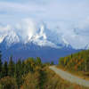 Autumn Highway Jigsaw