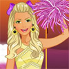 Fashion Studio – Cheerleader Outfit