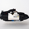 Flying Police Car
