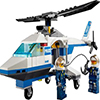 Lego Helicopter Puzzle