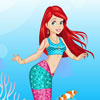 Mermaid World Dress Up